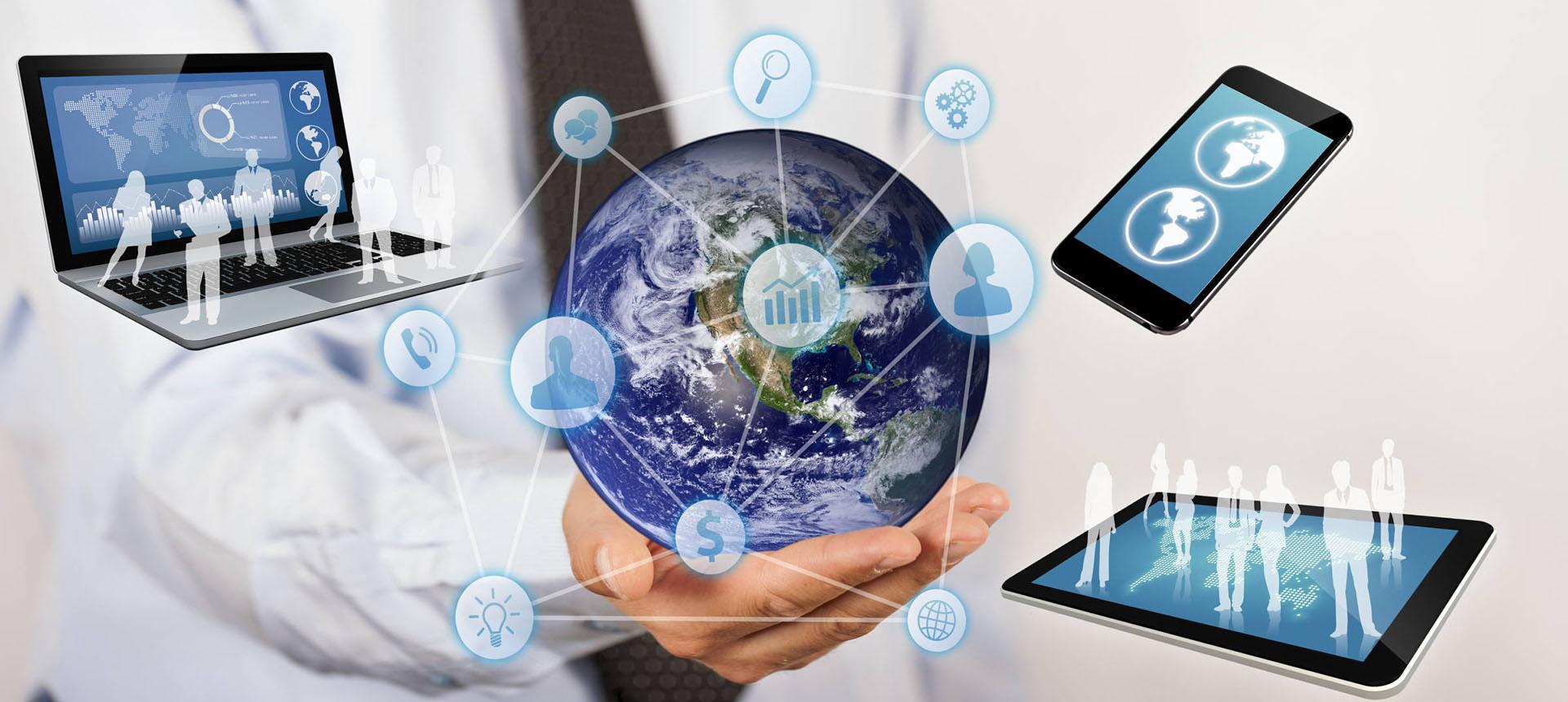 Umweltinformatik – Dienstleistungen für Umweltdaten