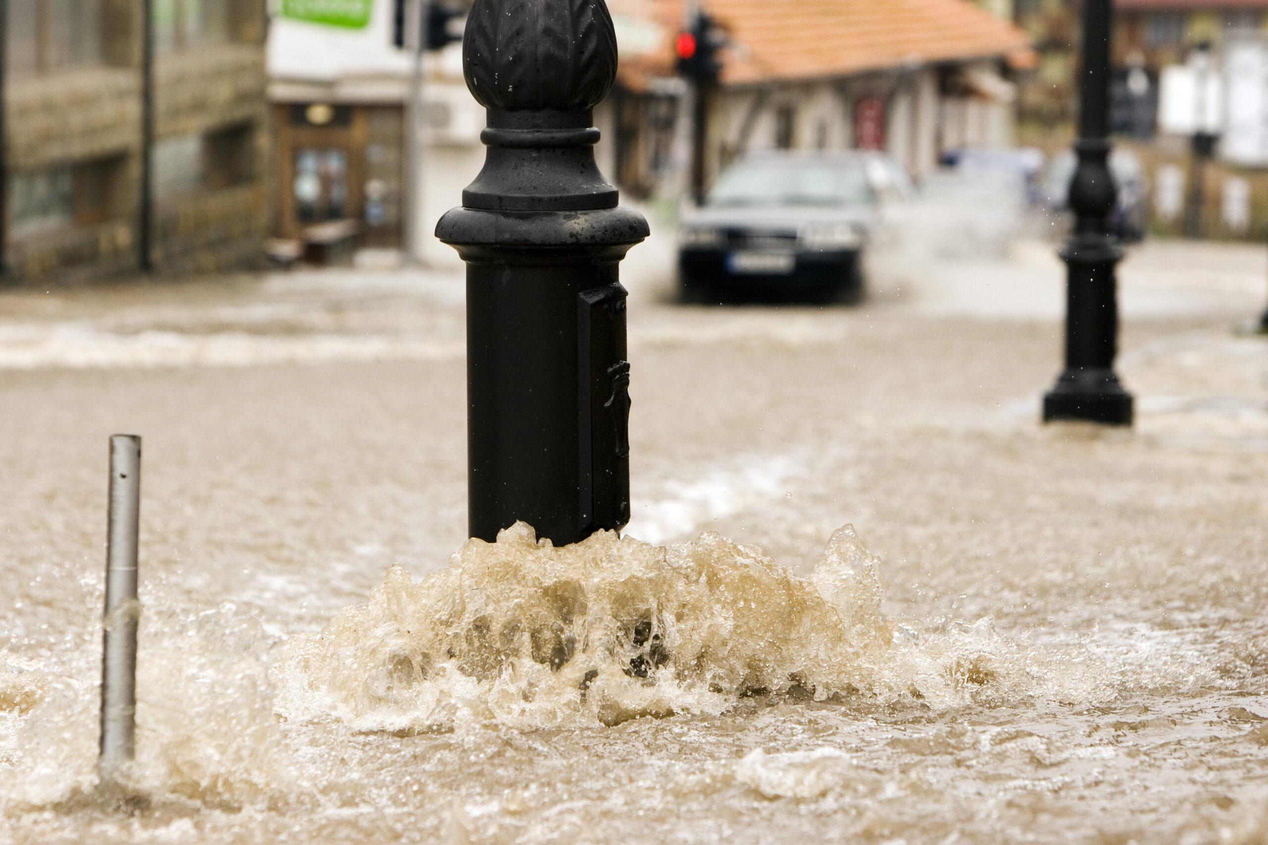 Hochwasser, Lawinen, Hagel, Bergstürze und Hitzewellen – Innovativen Lösungen