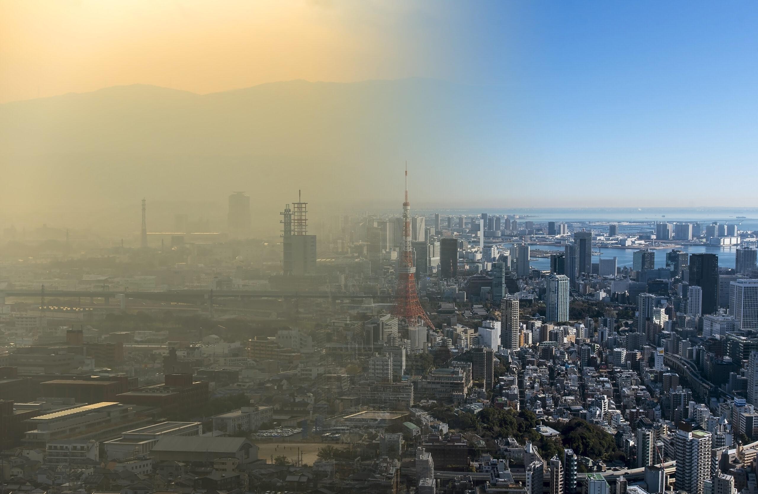 Luftverschmutzung – Unsere Monitoring-Dienstleistungen schaffen Klarheit.