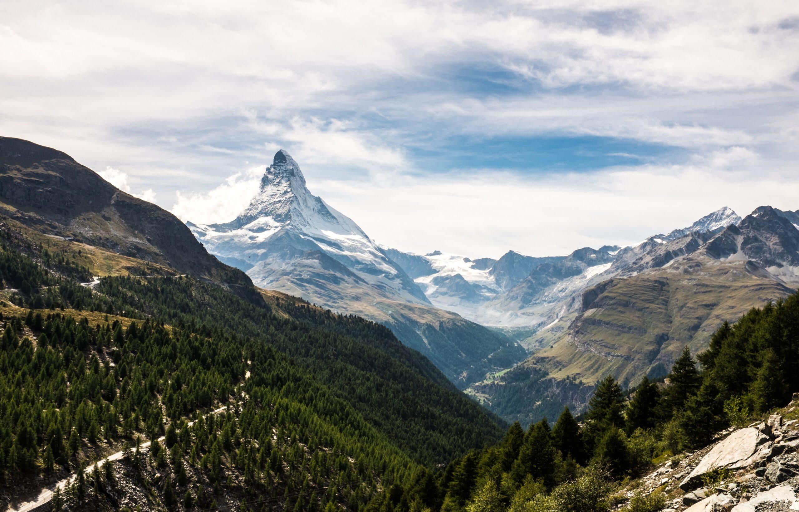 Innovatives Berg- und Felssturzmonitoring